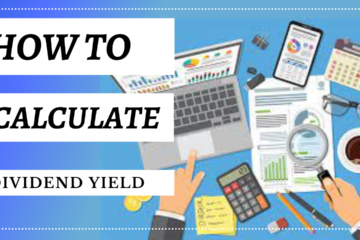 How to calculate the dividend yield